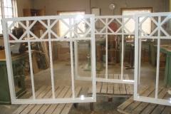 Fönster till veranda