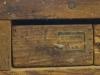 Detalj av låda